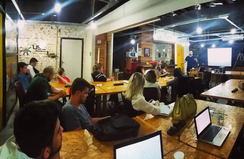 Espaço para Eventos Use Coworking