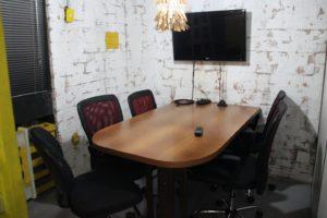 Sala de Reunião Use Coworking Matriz