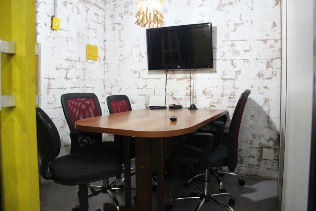 Sala de Reunião Use Coworking