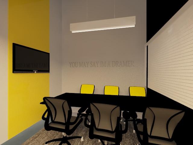 Sala de Reunião - Use Goiabeiras