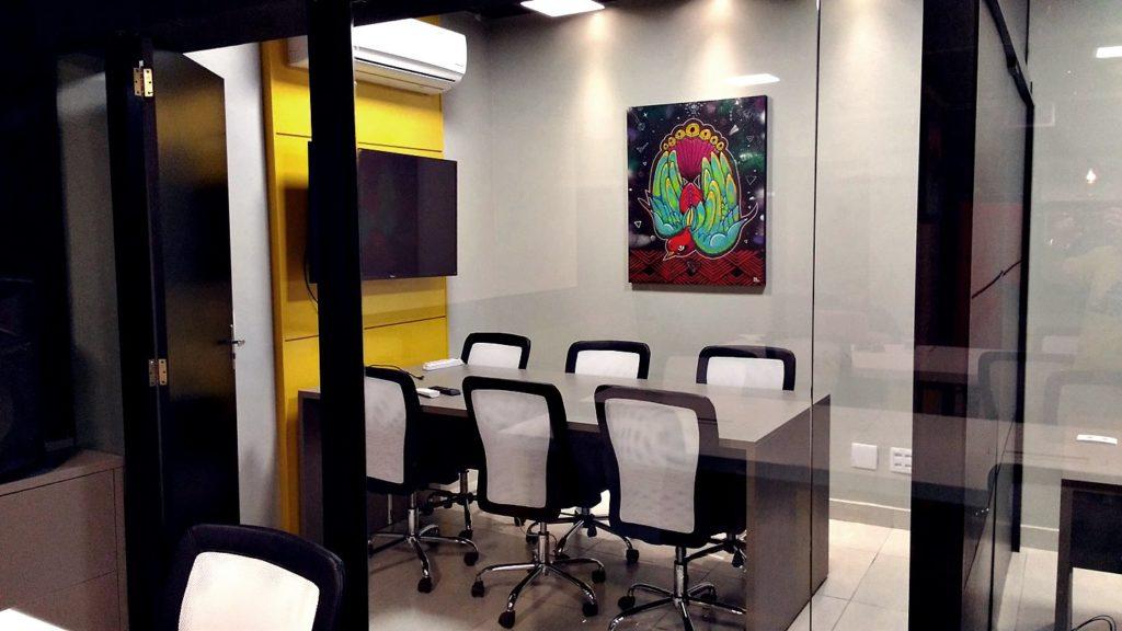 Sala de Reunião no Goiabeiras Shopping