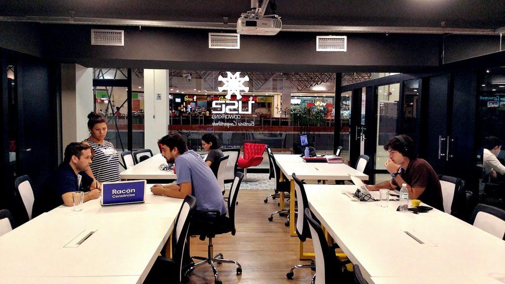 Use Coworking Escritório Compartilhado Goiabeiras Shopping