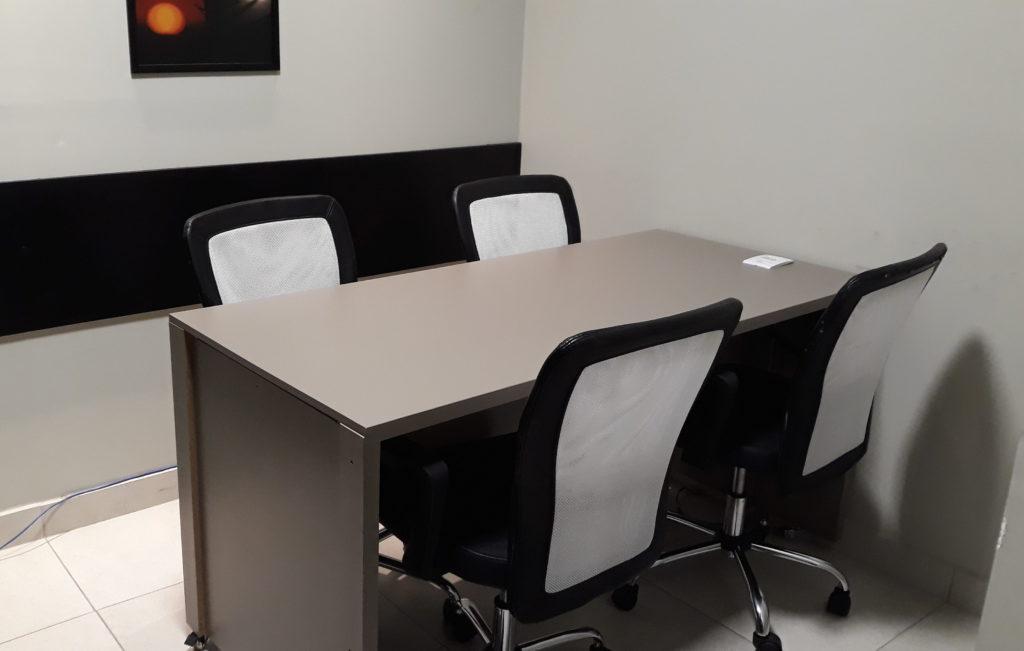 Sala de reunião Use Goiabeiras